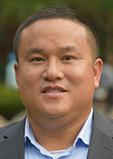 Christopher Lim, School Committee candidate