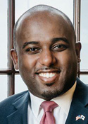 Sam Gebru, City Council candidate